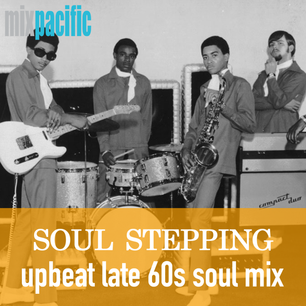 MixPacific Soul Stepping Mix