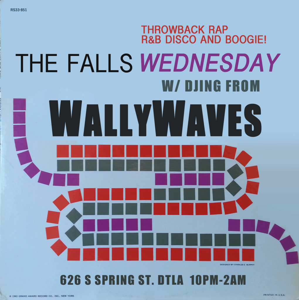 WallyWaves flyer Falls 2016-06-15