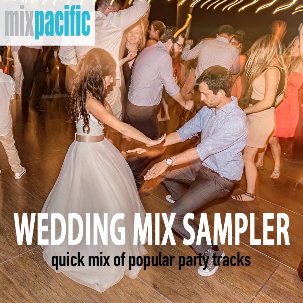 MixPacific Wedding Mix Sampler01